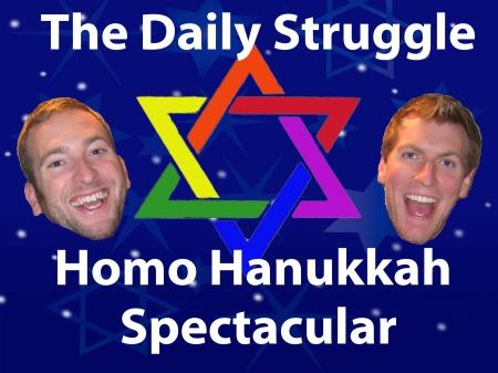 Homo Hanukkah Spectacular